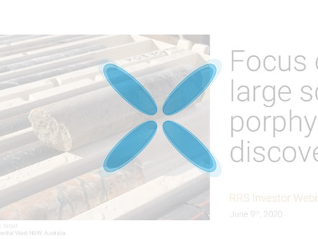 View Investor Webinar featuring Kincora Copper (TSX.V:KCC) and RareX (ASX: REE)