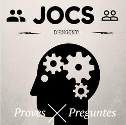 JOCS DE PROVES