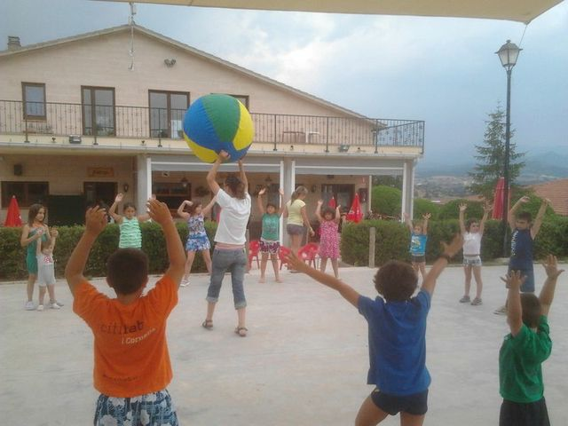 Jocs cooperatius i de grup