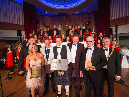 "Richard Healey Removals Ltd crowned BAR & Which? Trusted Traders' ""Domestic Mover of the Year"