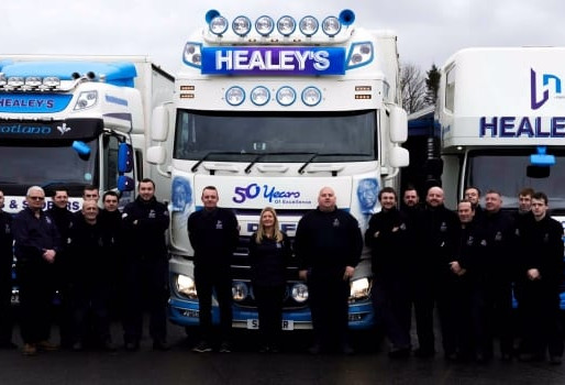 The Journey For Healeys Removals