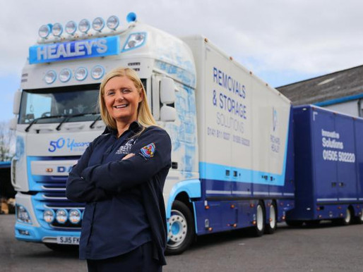 Herald Entrepreneur: Removals firm happy to keep it in the family