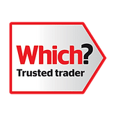 Which Trusted trader logo TRANSPARENT logo