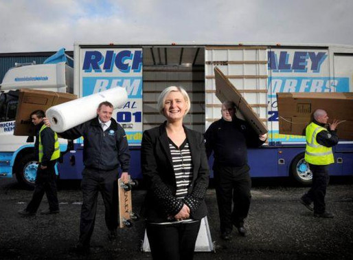 Family removal business on the road to expansion