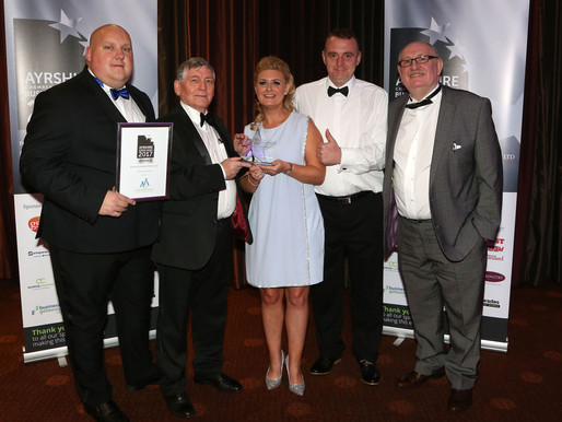 Richard Healey Removals wins two awards for customer service