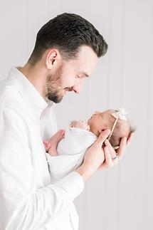 Northeast Georgia Newborn Photography
