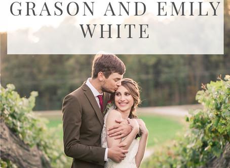 CeNita Vineyards Wedding Photos- Emily and Grason | Hello Jude Photography