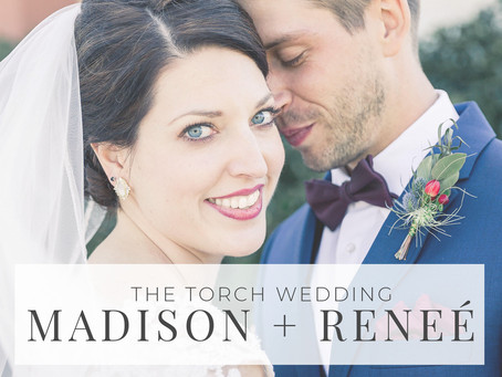 The Torch Wedding Photos | Madison + Renee Moss