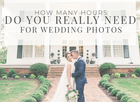 How Much Photography Coverage do you REALLY need?