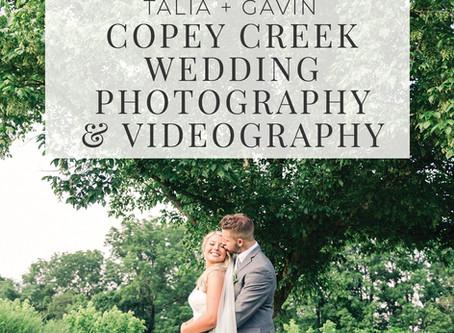 Copey Creek Summer Wedding Photography and Videography | Talia + Gavin