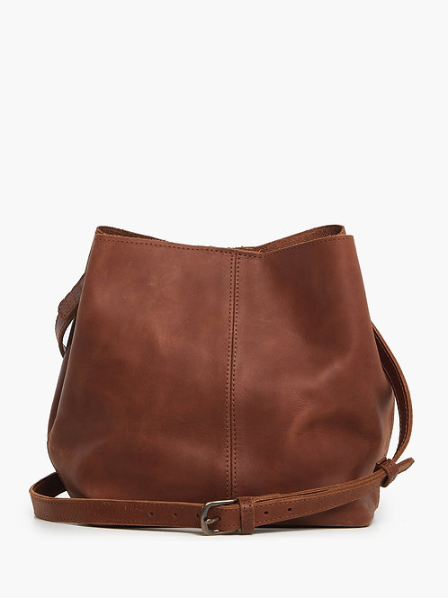 Mihiret Crossbody: Whiskey