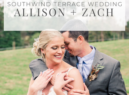 Southwind Terrace Wedding Photos- Allison and Zach | Hello Jude Photography
