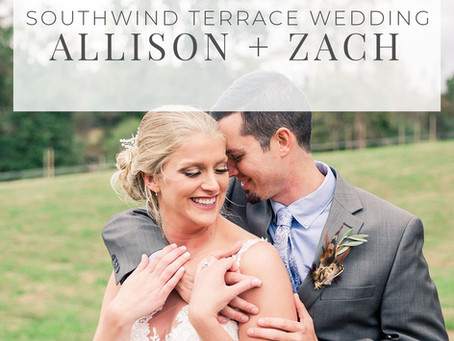 Southwind Terrace Wedding Photos- Allison and Zach | Hello Jude Photography