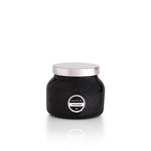 capri BLUE Volcano Black Petite Jar, 8 oz