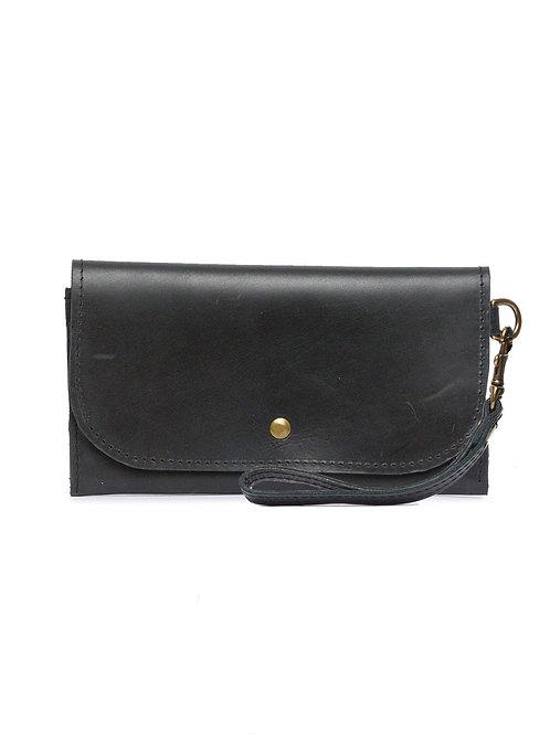 Mare Phone Wallet: Black
