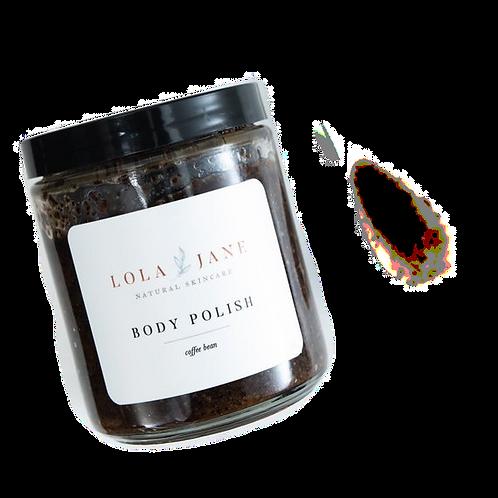 Lola Jane - Coffee Body Scrub 8oz