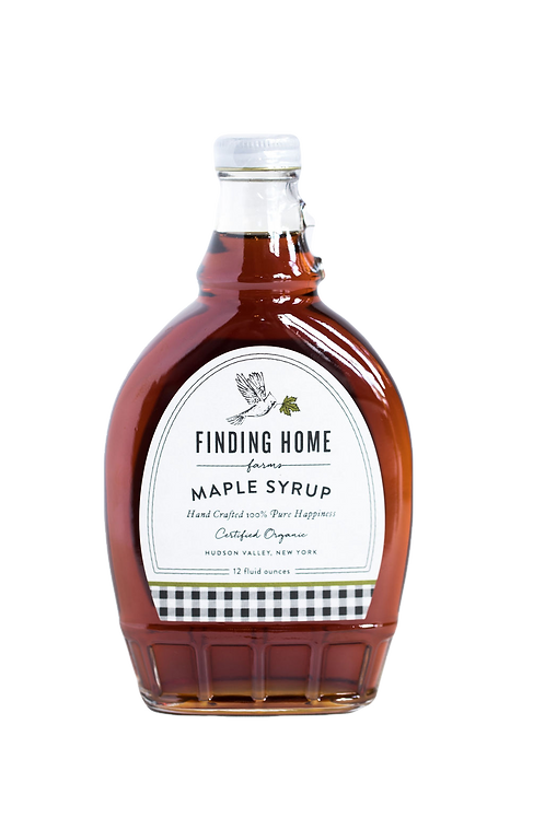 Finding Home Farms - Maple Syrup