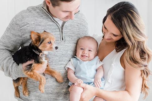 Northeast Georgia Newborn and Family Photography