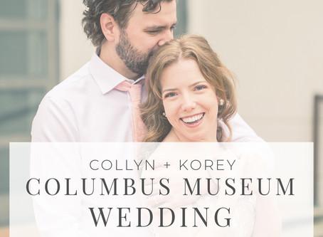 Columbus Museum | Korey + Collyn