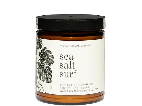 Sea Salt Surf Candle