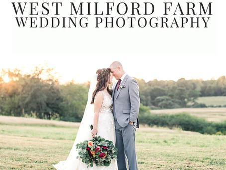 West Milford Farm Fall Wedding Photography | Jenny + Ryan