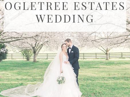 Ogletree Estates Wedding | Cale + Taylor