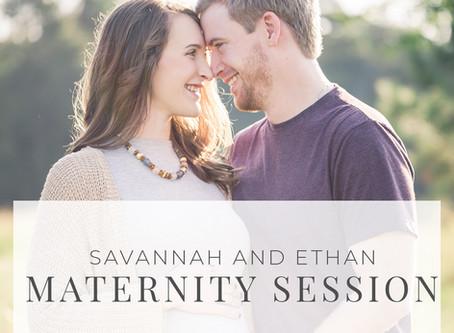 Walker Maternity Session