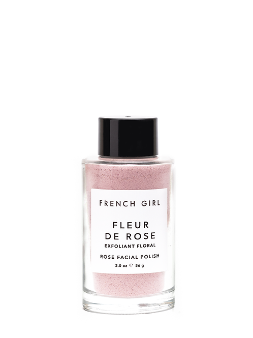 French Girl Rose Face Polish