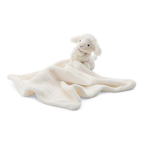 Bashful Lamb Soother- Jellycat