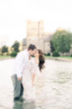 Berry College Engagement Session _ Hello
