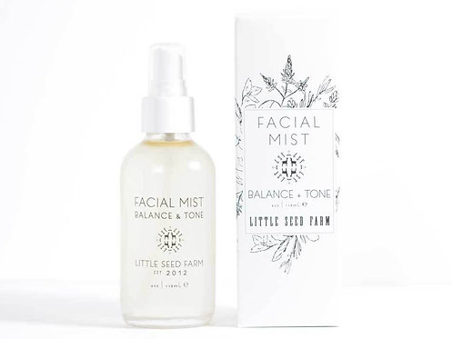 Little Seed Farm Facial Mist Balance and Tone