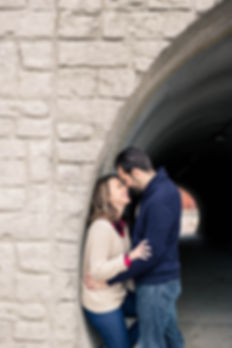 Downtown Suwanee Engagement Session Ali