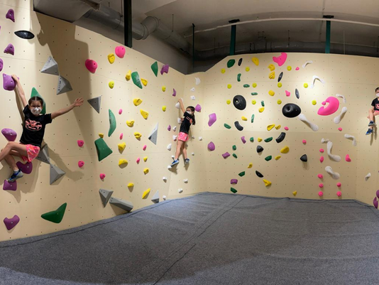 THE FUTURE OF CLIMBING: WHAT CAN THE YOUNGER CLIMBERS LOOK FORWARD TO