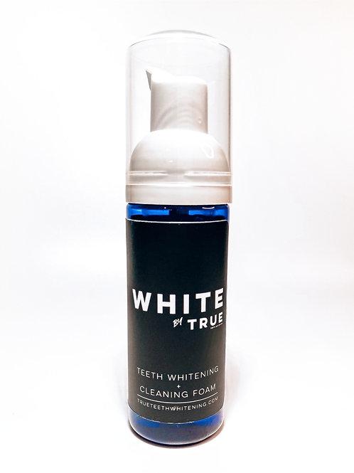 Teeth Whitening + Cleaning Foam