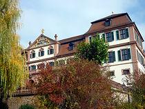 Rotes Schloss Kellereischloss Hammelburg