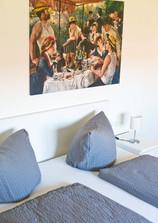 Doppelzimmer im Gasthaus Adler