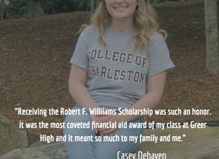 We Love Hearing From CBL Scholarship Recipients
