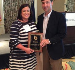 CBL Executive VP Jennifer T. Jones Named 2016 SC Young Banker of the Year