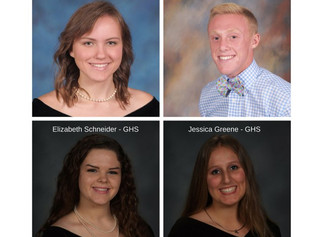 Four Area High School Seniors Receive CBL Foundation Higher Education Scholarships