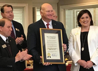 CBL State Savings Bank of Greer, S.C. Recognized as a Centennial Business