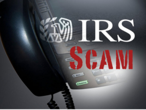 Beware of Phony IRS Callers: They are Coming Out of The Woodwork