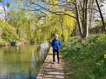 Walking the Thames Path Part 2 April 2021