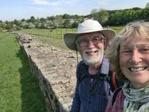 Hadrian's Wall Walk Days 1 and 2.