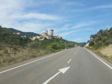 11. Pyrénées here we come! San Esteban de Litera to Lumbier.