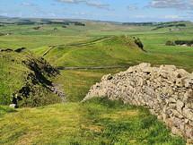 Hadrian's Wall Walk Days 6 and 7