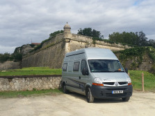 16. A roof over our heads!! St. Emilion to Pons, Charente Maritime
