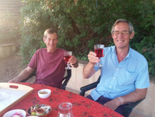 7. Phew! It's hot! Laurens in Languedoc Roussillon to Collioure