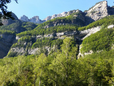 12. Twists and turns and roads that are possibly not meant for Campervans? Lumbier to Itxaspe via Ho