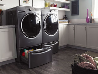Maytag dryer & washer at Town & Country Furniture