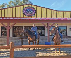 CowboyCookinwithhorses